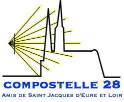logo Compostelle 28